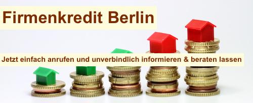 Firmenkredit Berlin